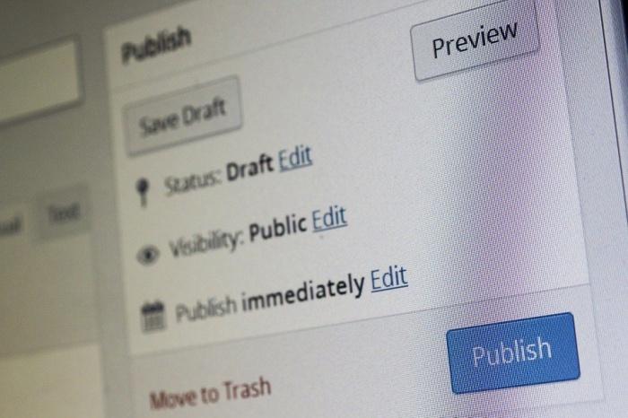 WordPressを使ったコーポレートサイトの作り方の2つのポイント